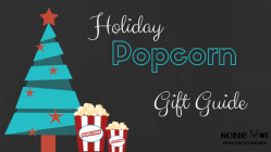 Noble Owl Holiday Popcorn Gift Guide